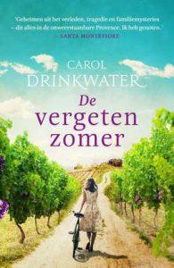 de-vergeten-zomer-carol-drinkwater-boek-cover-9789400507715